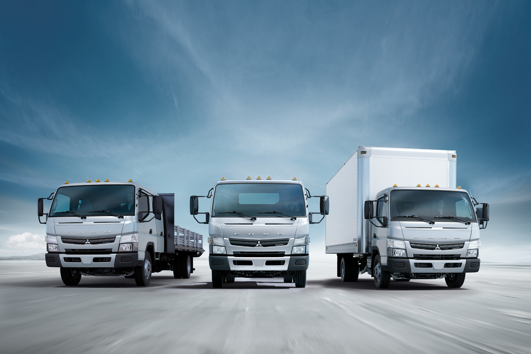 FUSO-Canter-FE-Series-Trucks