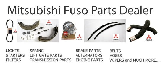 mitsubishi spare lamp canter n assy front m onwards fuso parts depo lhs